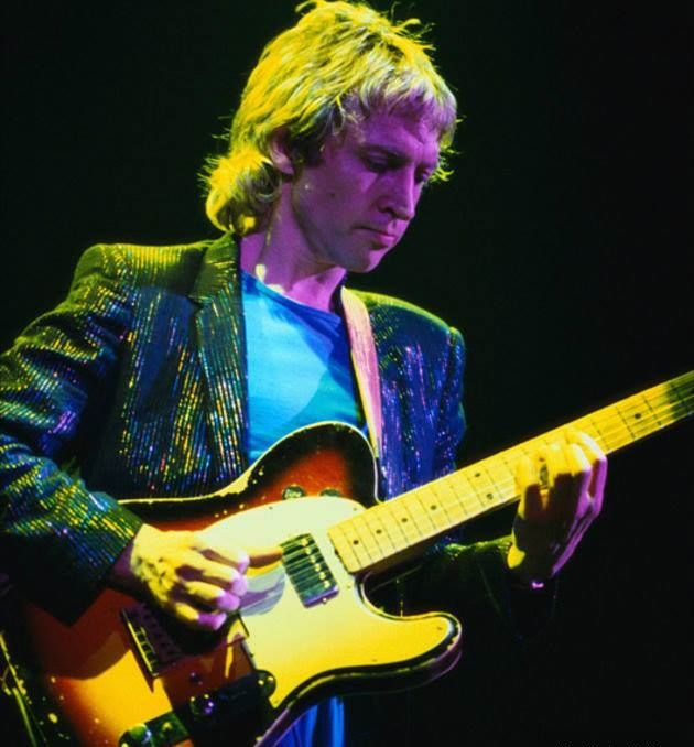 Andy Summers -Lead guitarist for The Police
