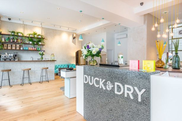 Duck & Dry Blow Dry & Updo Bar in Chelsea
