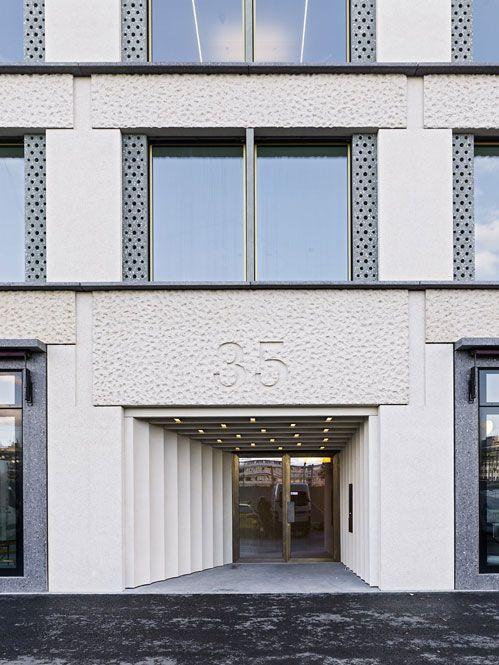Europaallee Baufeld E, Zurich by Caruso St John