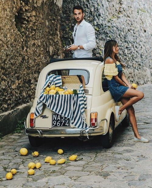 Original Fiat 500