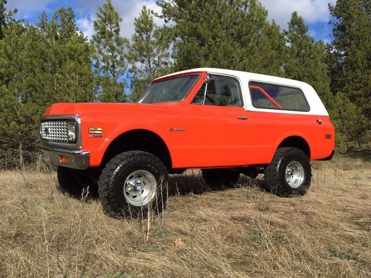 Chevrolet Blazer Blazer CST K 5 | eBay