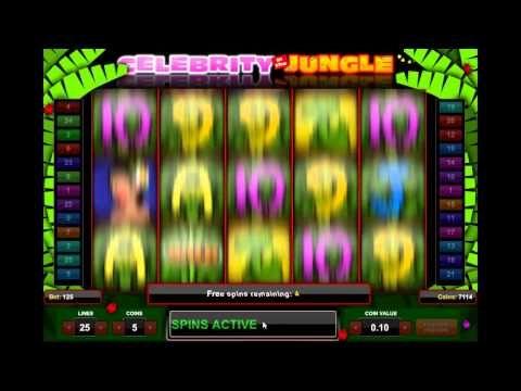 Celebrity Jungle - http://onlinecasinos.best/pokies/celebrity-jungle/