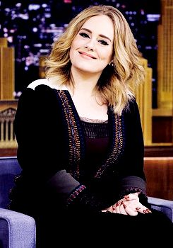 "adelesource: "" ""Adele on The Tonight Show starring Jimmy Fallon 