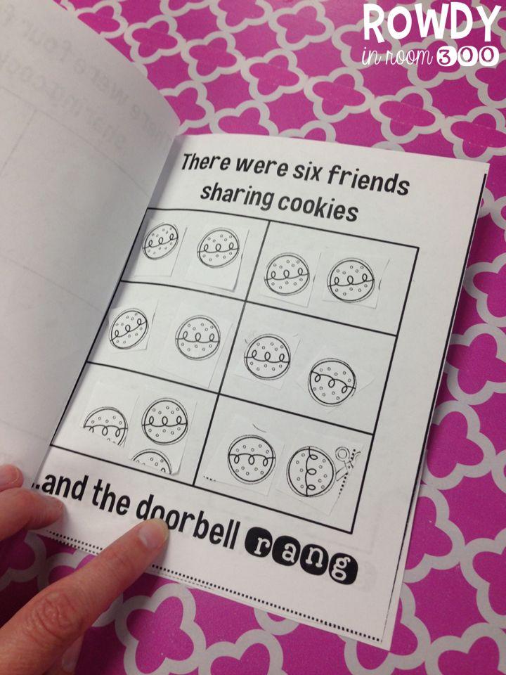 Fair Share mini book