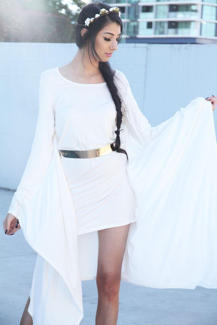 Cream dresses for weddings  Celyn Ogilvie cogilviee on Pinterest
