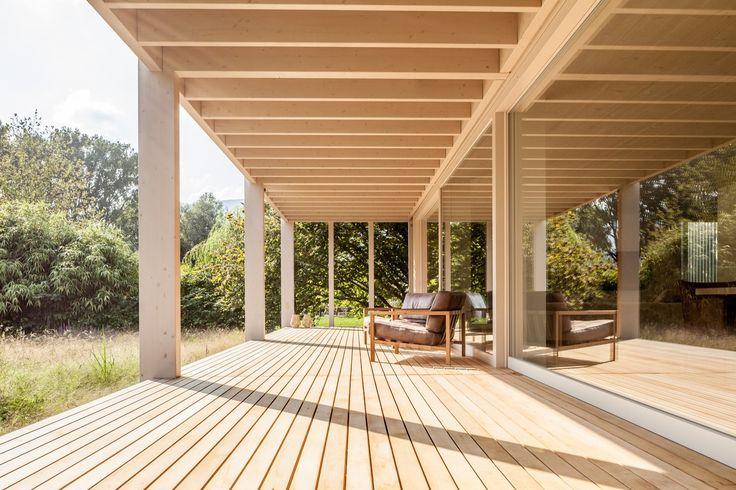 Gallery of House at Lake Biel / Markus Schietsch Architekten - 1