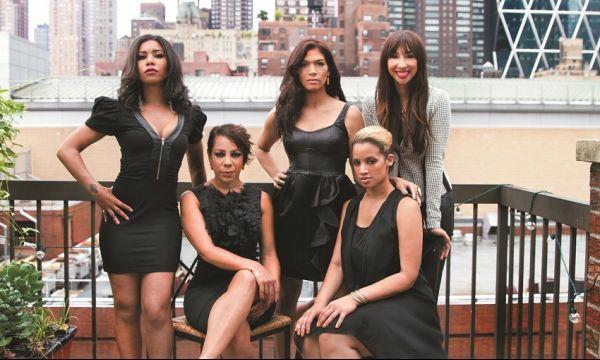 Dominican mamis from OITNB:  (L-R) Maria Ruiz | Jessica Pimentel ; Gloria Mendoza | Selenis Leyva ; Blanca Flores | Laura Gomez ; Dayanara Diaz | Dascha Polanco ; Flaca | Jackie Cruz
