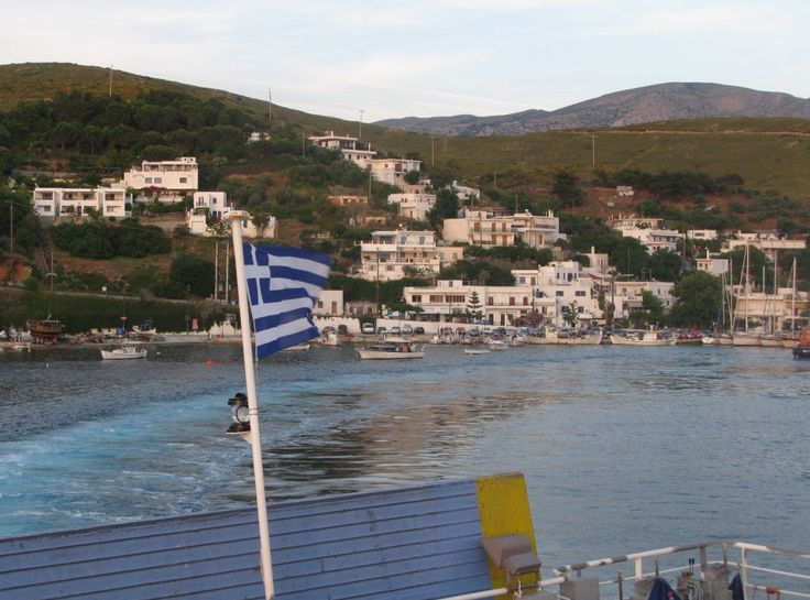 Greece Called to Apply EU Rules for Passengers Traveling by Sea.