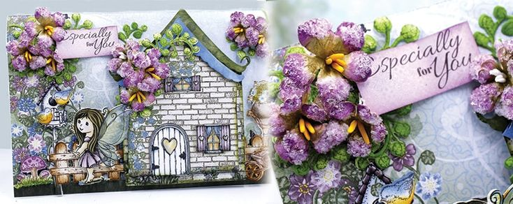 Jump-start you Creativity + Wildwood Cottage Sneak Peeks - Heartfelt Creations