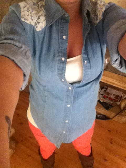 My outfit from Rue 21