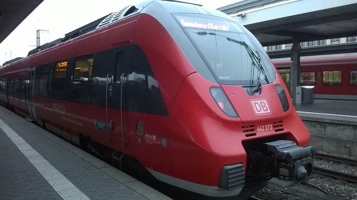 Nürnberg, Hauptbahnhof, S-Bahn