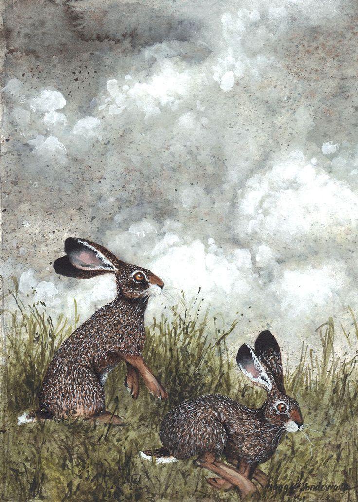 Peintures Par Maggie Vandewalle - Imprime