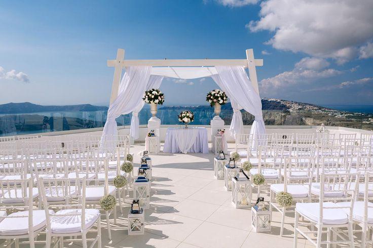 Santo Winery Wedding Venue | Santorini Wedding Venues & Locations