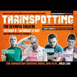 Win Tickets to Trainspotting in the Olympia Theatre - https://www.competitions.ie/competition/win-tickets-trainspotting-olympia-theatre/