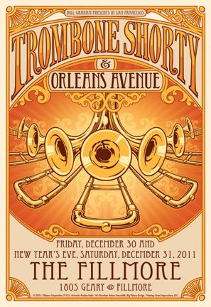 Inspire | The Art of Music: Posters from the Fillmore