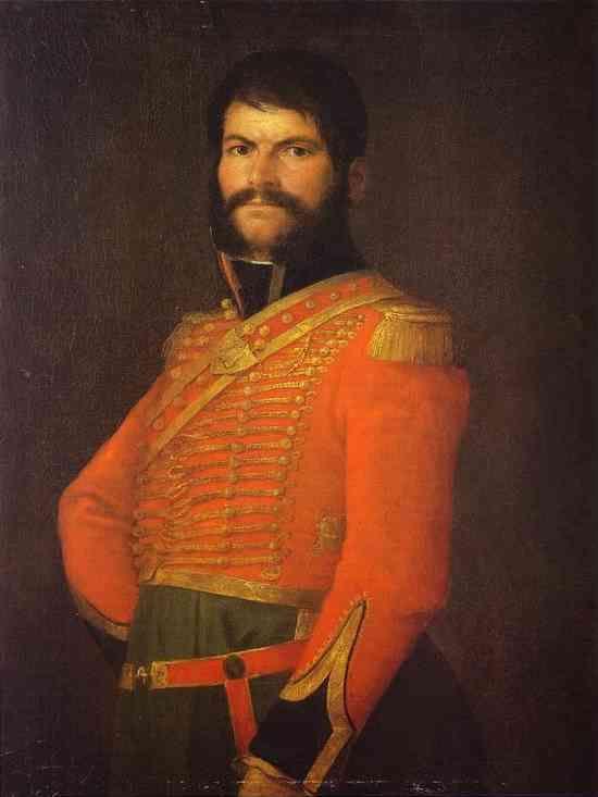 Juan Martín Díez, llamado «el Empecinado» (Castrillo de Duero, Valladolid, 5 de septiembre de 1775 - Roa, Burgos, 20 de agosto de 1825)