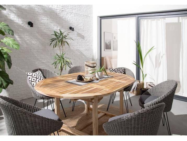 Gartentisch Teakline Classic I In 2020 Gartentisch Haus Deko