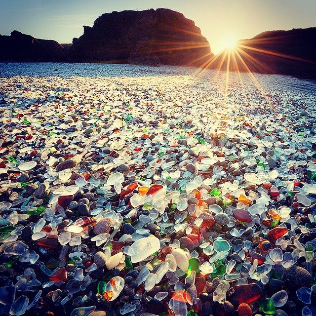 Hanapepe Glass Beach. #Kauai, #Flowkane