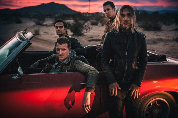 Iggy Pop and Josh Homme's Post Pop Depression