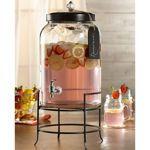 Style Setter Franklin 3-Gallon Beverage Dispenser