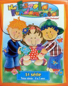 Coleção SOLETRANDO 1ª SÉRIE - ISBN 9788577350919