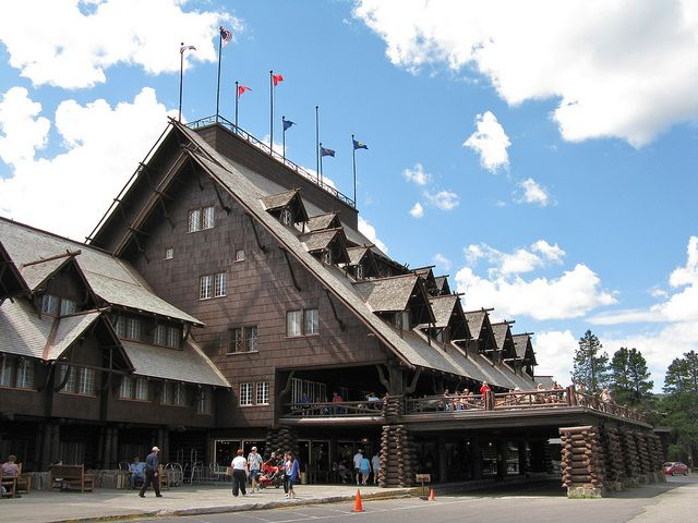 Yellowstone National Park Lodging | Yellowstone Lodge | Flickr - Photo Sharing!