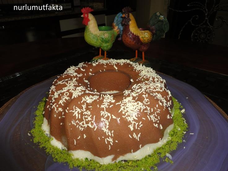 Çikolatalı İrmikli Muhallebi: Irmik Muhallebi, Çikolatalı Irmikli, Irmikli Muhallebi, I Rmik Muhallebi, Çikolatalı I Rmik