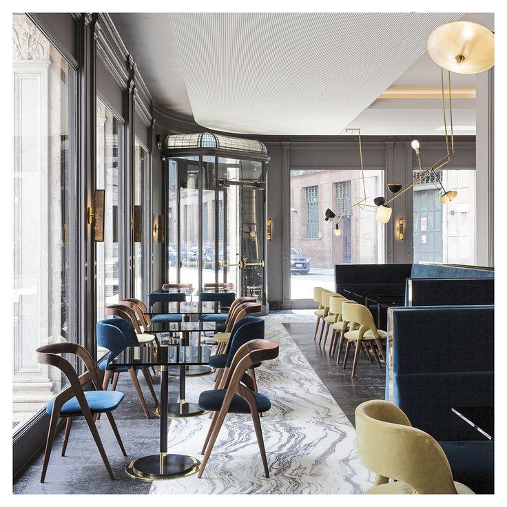 1090 best interior design - restaurants and cafes images on