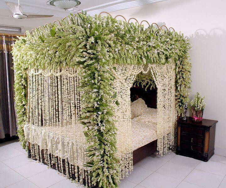 Marriage Bed Asian Bedding London M Khaliil