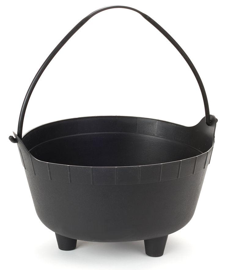 Deze plastic heksenketel zal ideaal geschikt zijn ter aanvulling van uw heksenkostuum als carnavalskleding! - Nu verkrijgbaar op Vegaoo.nl