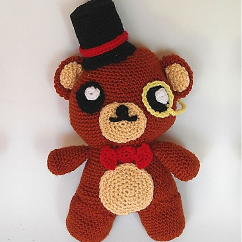 Tutorial Osito Amigurumi : 1000+ images about Ositos a crochet. on Pinterest ...