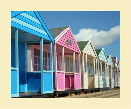 Carpentero Beach Huts Camping: Southwold Beach Huts