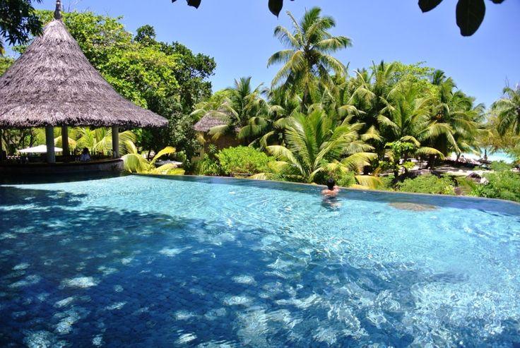 Die Seychellen sind ein traumhaftes Ferienparadies. Reisebericht, Fotos und Erfahrungen von meinem Urlaub im Constance Lemuria Praslin, Seychelles.