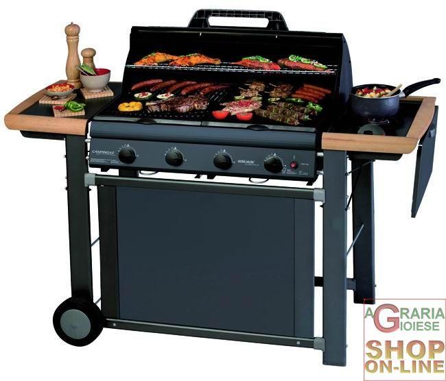 CAMPINGAZ BARBECUE A GAS ADELAIDE 4 CLASSIC KW. 21 CON FORNELLO https://www.chiaradecaria.it/it/barbecue-a-gas/3415-campingaz-barbecue-a-gas-adelaide-4-classic-kw-21-con-fornello-3138522066222.html