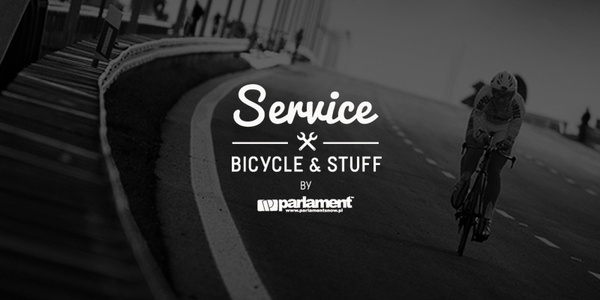 Service - Bicycle & Stuff ID by Grzegorz Rauch, via Behance