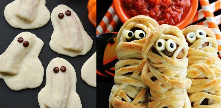 Przepisy na Halloween: mega proste, a bardzo efektowne