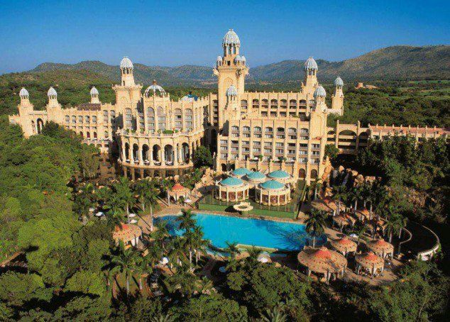 Lost City, Sun City, South Africa