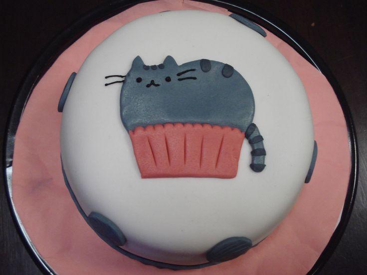 Pusheen Cake