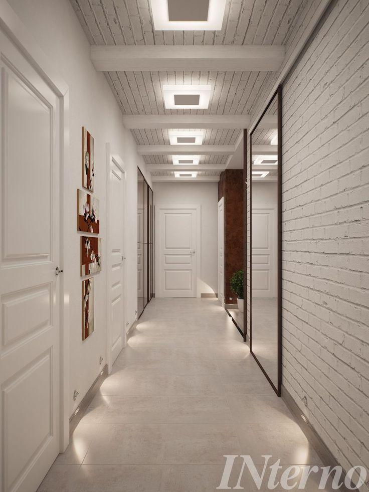 Коридор  #холл #коридор #холлвдоме #коридорвдоме #современныйхолл #коридорвквартире