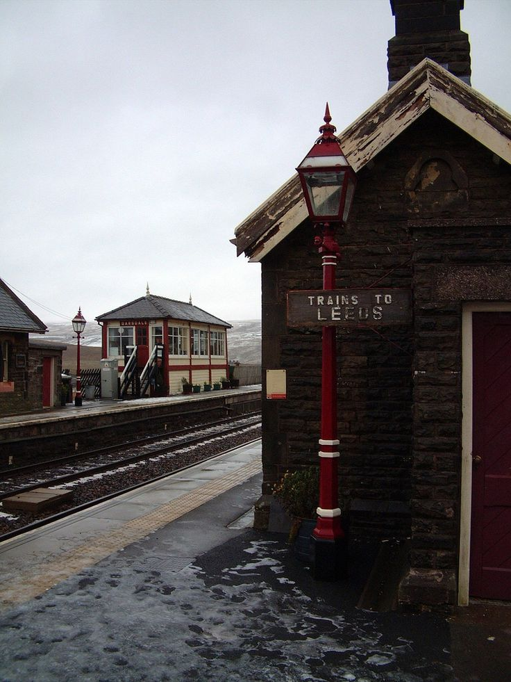 Sedbergh and Garsdale Area UK Old trains, Travel, Train