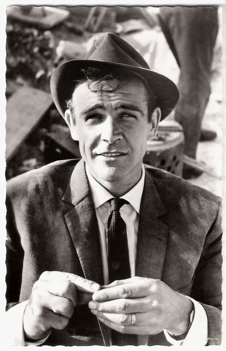 Sean Connery, 1960s First Bond Film 'Dr No' 1962