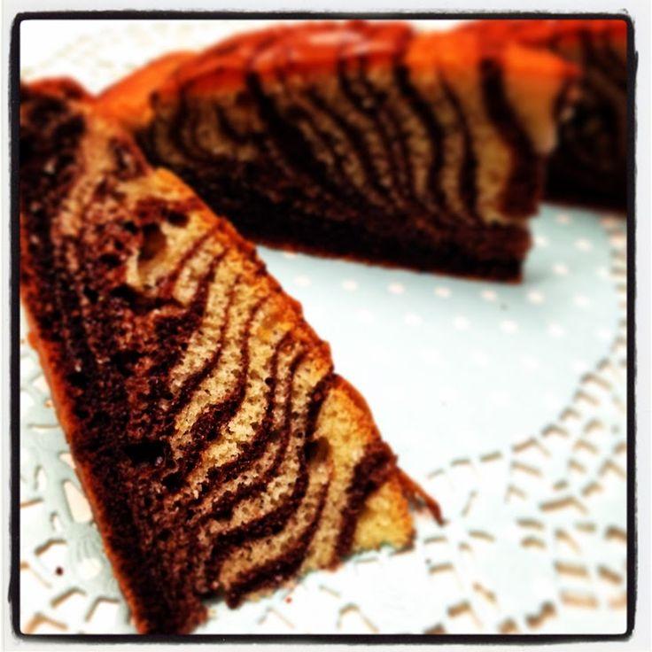 """""""Zebra Cake"""""""