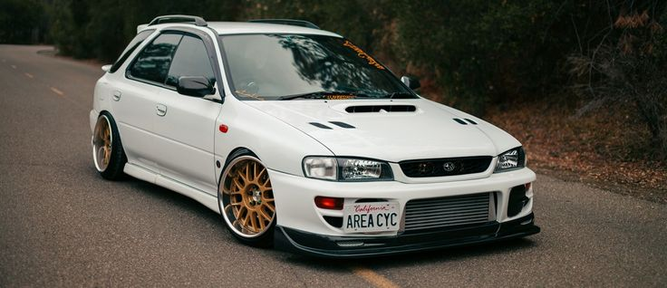 Refined Modesty // Kenji RHD Subaru WRX STI. | StanceNation™ // Form > Function