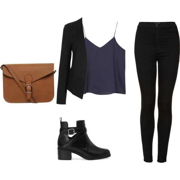 """Buisness Casual Cute"" teen outfit"