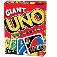 Cardinal Games Giant Uno Playing Cards Game