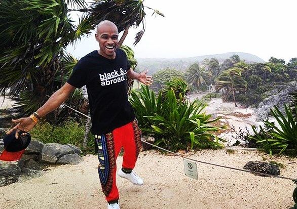 Storming in Tulum.  @thinkking is #blackandabroad in Tulum on Mexico's Caribbean coast. A lil bit of rain won't hurt right? When exploring abroad has the weather ever stopped you from partaking in the outdoor activities? Or are you one of those that can't be stopped? We want to hear from you