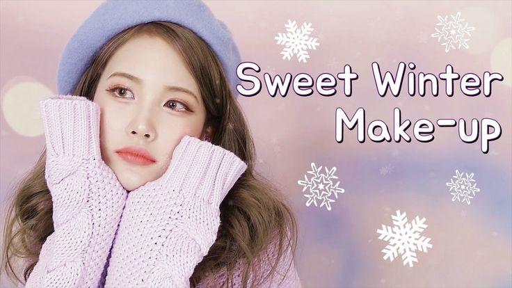 [달콤 겨울 메이크업] 겨울에도 달콤하고 따뜻하게..♡ / Sweet Winter Make-up