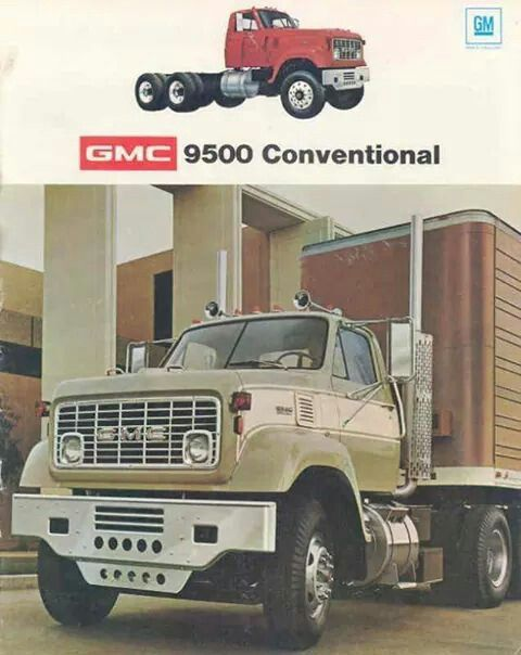 9500 conventional trucks gmc pinterest gmc trucks big rig trucks and classic trucks. Black Bedroom Furniture Sets. Home Design Ideas