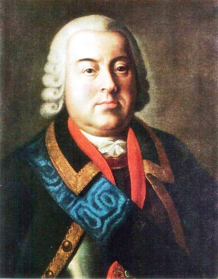 кн. Трубецкой Никита Юрьевич (1700—1767) с 1756 г.