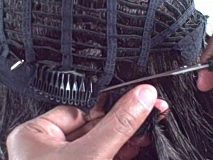 Wig Modifications:  How to Tighten Your Wig Cap  Have you ever had a wig cap that was slightly bigger than your head?   Have you had a cap that needed to fit a bit more snug?  Well, this video will show you how to tighten your wig cap for a secure fit.  More videos are located at:  http://www.amidbeauty.com/#!free-instructional-videos/c24q6